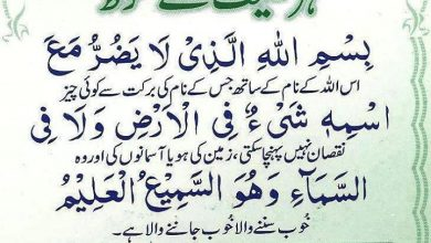 Dua For Pain Relief